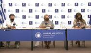 Κορωνοϊός - Δείτε live την ενημέρωση για την πανδημία στην Ελλάδα