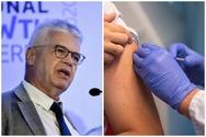 Κορωνοϊός - Γώγος: Η ανοσία από τον εμβολιασμό ανέρχεται περίπου στο 60% - Στην τρίτη δόση θα υπάρχει ιεράρχηση