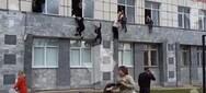 Ρωσία: Επίθεση ενόπλου σε πανεπιστήμιο - Μαθητές πηδούν από τα παράθυρα για να σωθούν