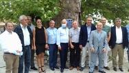 Με επιτυχία η εκδήλωση για την σήμανση του Πλατάνου 'Γιαννιά' στον Δήμο Ερυμάνθου