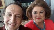 Σπύρος Μπιμπίλας: «Με την αγαπημένη μου Ελισάβετ Κωνσταντινίδου τίποτα δεν μπορεί να κλονίσει την φιλία μας»