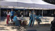 Πάτρα - Κορωνοϊός: Συνεχίζονται οι δωρεάν δειγματοληπτικοί έλεγχοι