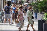 Δείκτης θετικότητας κορωνοϊού: Τα ποσοστά στους νομούς της Δυτικής Ελλάδας
