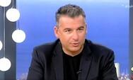 Γιώργος Λιάγκας για Ελλάδα έχεις Ταλέντο: 'Είναι το show του Γρηγόρη Αρναούτογλου' (video)
