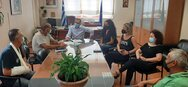 Αχαΐα: Υπογραφή σύμβασης για αναπλάσεις στο Δήμο Ερυμάνθου