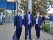 Δυτική Ελλάδα: Επανεκκίνηση της ΜΕΘ του Γενικού Νοσοκομείου Αγρινίου (φωτο)