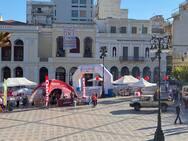 Όλα έτοιμα για το 'Run Greece' - Αντίστροφη μέτρηση για το μεγάλο δρομικό - αθλητικό γεγονός στην Πάτρα (φωτο+video)