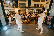 """Πάτρα: Οι """"Duo Violins"""" ξεσήκωσαν το Bianco - Μια μουσική βραδιά που τα είχε όλα (pics)"""