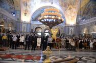 Πάτρα: Εορτάστηκε με λαμπρότητα η 57η επέτειος της Επανακομιδής της Τιμίας Κάρας του Αποστόλου Ανδρέα (φωτο)