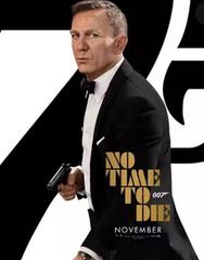 Προβολή Ταινίας 'No Time to Die' στην Odeon Entertainment