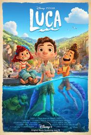 Προβολή Ταινίας 'Luca' στην Odeon Entertainment