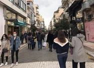 Πάτρα: Αυξήσεις και στις βιτρίνες των εμπορικών μαγαζιών - Πού θα κυμανθούν