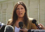 Στα Δικαστήρια πηγαίνει το Δήμο Αιγιάλειας η Ζωή Κωνσταντοπούλου