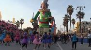 Το καρναβάλι του Βιαρέτζιο στην Ιταλία ξεκίνησε - Εμείς στην Πάτρα τι κάνουμε; (βίντεο)