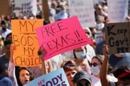 Τέξας: Δικαστικό «μπλόκο» στον νόμο που απαγορεύει τις εκτρώσεις μετά τις αντιδράσεις