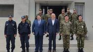 Θεοδωρικάκος: «Ενισχύουμε την ασφάλεια των ελληνοτουρκικών συνόρων με 250 νέους συνοριοφύλακες»