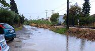 Πάτρα: «Πνίγηκε» για ακόμα μία φορά ο Καστελόκαμπος από τη βροχή (φωτο)
