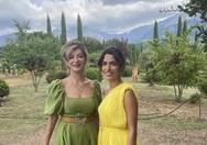 Βίβιαν Σαμούρη: Οι ευχές για το γάμο Μαραβέγια - Σωτηροπούλου