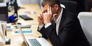 Σχεδόν 7 στους 10 δηλώνουν καθημερινό στρες λόγω της δουλειάς τους