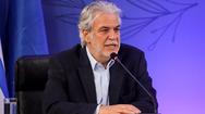 Στυλιανίδης για την κακοκαιρία «Μπάλλος»: Είμαστε σε ετοιμότητα - Προτεραιότητά μας η ανθρώπινη ζωή