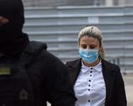 Επίθεση με βιτριόλι: 'Ζητώ ειλικρινά συγγνώμη από την Ιωάννα', είπε η Έφη Κακαράντζουλα