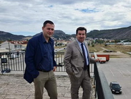 Επίσκεψη Θ. Βασιλόπουλου στην Περιφέρεια Πελοποννήσου