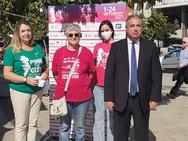 Η 6η ΥΠΕ συμμετέχει στις δράσεις του Pink the city (pics)