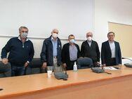 Συνάντηση Φ. Ζαΐμη με τα μέλη του ΣΕΒΙΠΑ για τον νέο Αναπτυξιακό νόμο