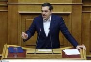 Αλέξης Τσίπρας: Πρόταση νόμου για κατώτατο μισθό 800 ευρώ