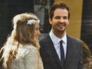 O Νίνο έγινε μπαμπάς: Η γυναίκα του Χρυσή έφερε στον κόσμο ένα αγοράκι