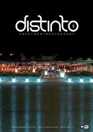 Distinto Bar - Restaurant Opening