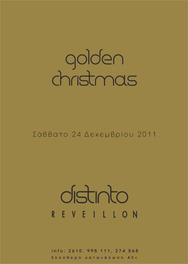 Golden Christmas Reveillon