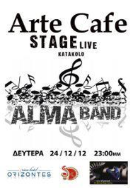 Alma Band Live @ Arte Cafe