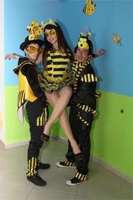 Group 21: Buzz....ει από παντού!