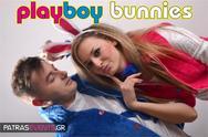 Group 108: playboy bunnies