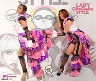 Group 107: LADY GANGNAM STYLE