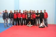 Ο 'Ατρόμητος' λαμβάνει ειδική εκπαίδευση σε Krav Maga και Aikido