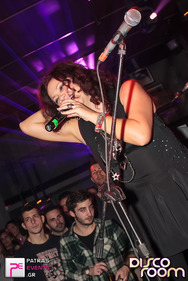 Σοφία Αρβανίτη Live @ Disco Room 22-11-13 Part 2
