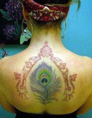 Χάρμα οφθαλμών ο συνδυασμός κοριτσιών - τατουάζ! (pics)
