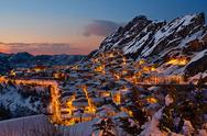 Pietrapertosa: Ένα πανέμορφο ορεινό χωριό (pics)