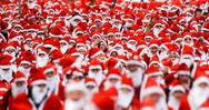 Χανιά: Santa Run 2013 με... 3.000 οι Άι Βασίληδες! (video)
