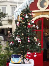 Το Δέντρο των ευχών και της Αλληλεγγύης από τους Patrinistas!