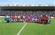 Πάτρα: Πιστοί στο ραντεβού τους οι παλιές δόξες του Πατρινού ποδοσφαίρου – Η Κάτω πόλη νίκησε με 6-3 την Άνω πόλη