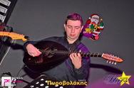 Mάνος Πυροβολάκης Live @ Stars Fun Concept Ακράτα 31-12-13 Part 1