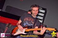 Mάνος Πυροβολάκης Live @ Stars Fun Concept Ακράτα 31-12-13 Part 2