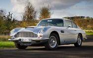 Πωλείται η Aston Martin DB5 του Τζέιμς Μποντ (pics+video)