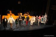 Πάτρα: Επιτυχημένη η πρώτη παράσταση του ΔΗ.ΠΕ.ΘΕ 'Ζωρζ Νταντέν'!