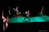 Πάτρα: Ο ατμοσφαιρικός «Ζωρζ Νταντέν» του ΔΗΠΕΘΕ ενθουσιάζει το κοινό (pics)