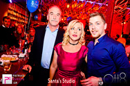 Κοπή Πίτας - Σπουδαστήρι Santa @ Otto Multi Bar - Restaurant 02-02-14 Part 1