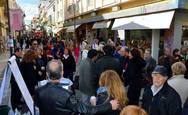 Patrinistas - Έκοψαν την πίτα τους και συγκέντρωσαν βοήθεια για τους σεισμόπληκτους!
